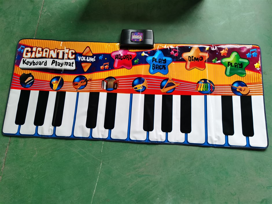 Kid's Electrical Piano Mat