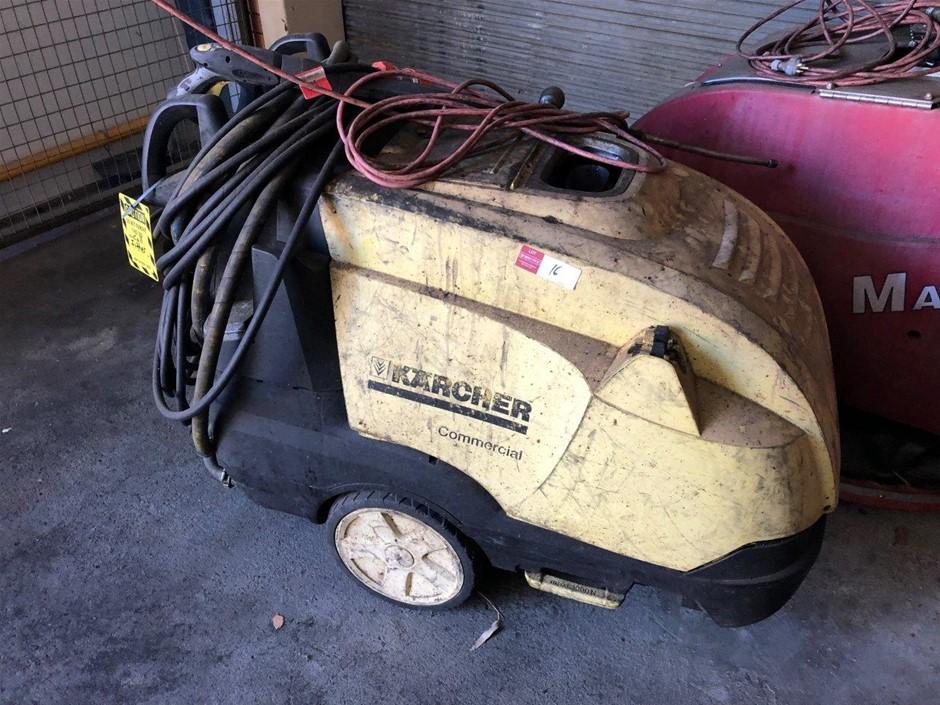 1 x Karcher Hot Water Pressure Washer