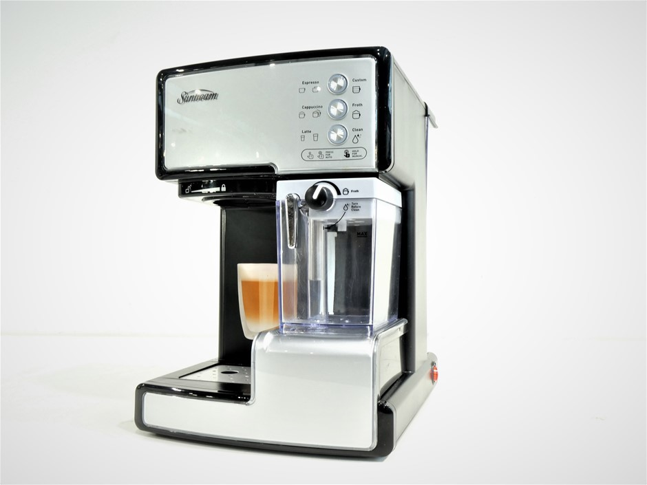 Sunbeam Café Barista Coffee Machine EM5000