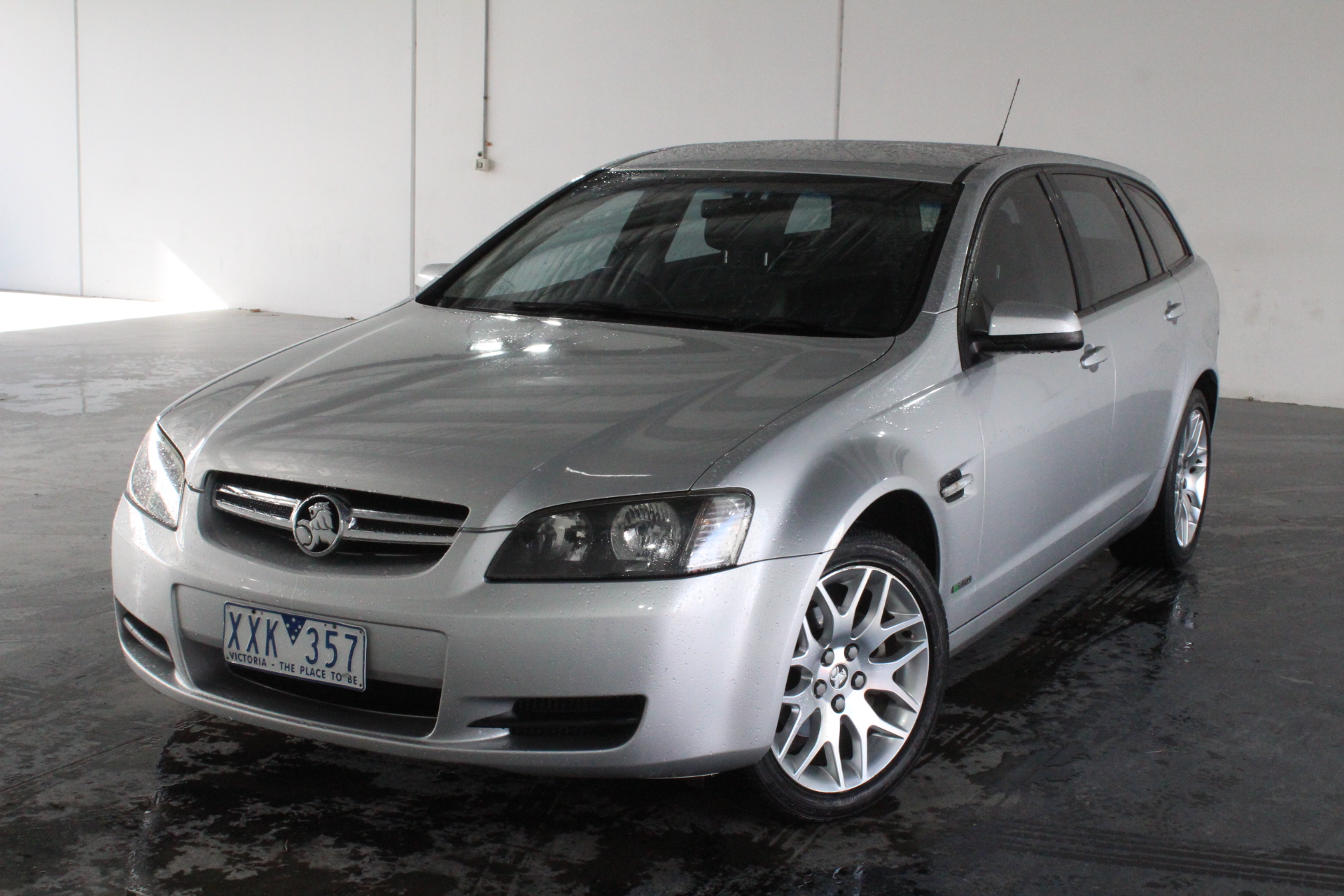 2010 Holden Sportwagon Omega VE Automatic Wagon