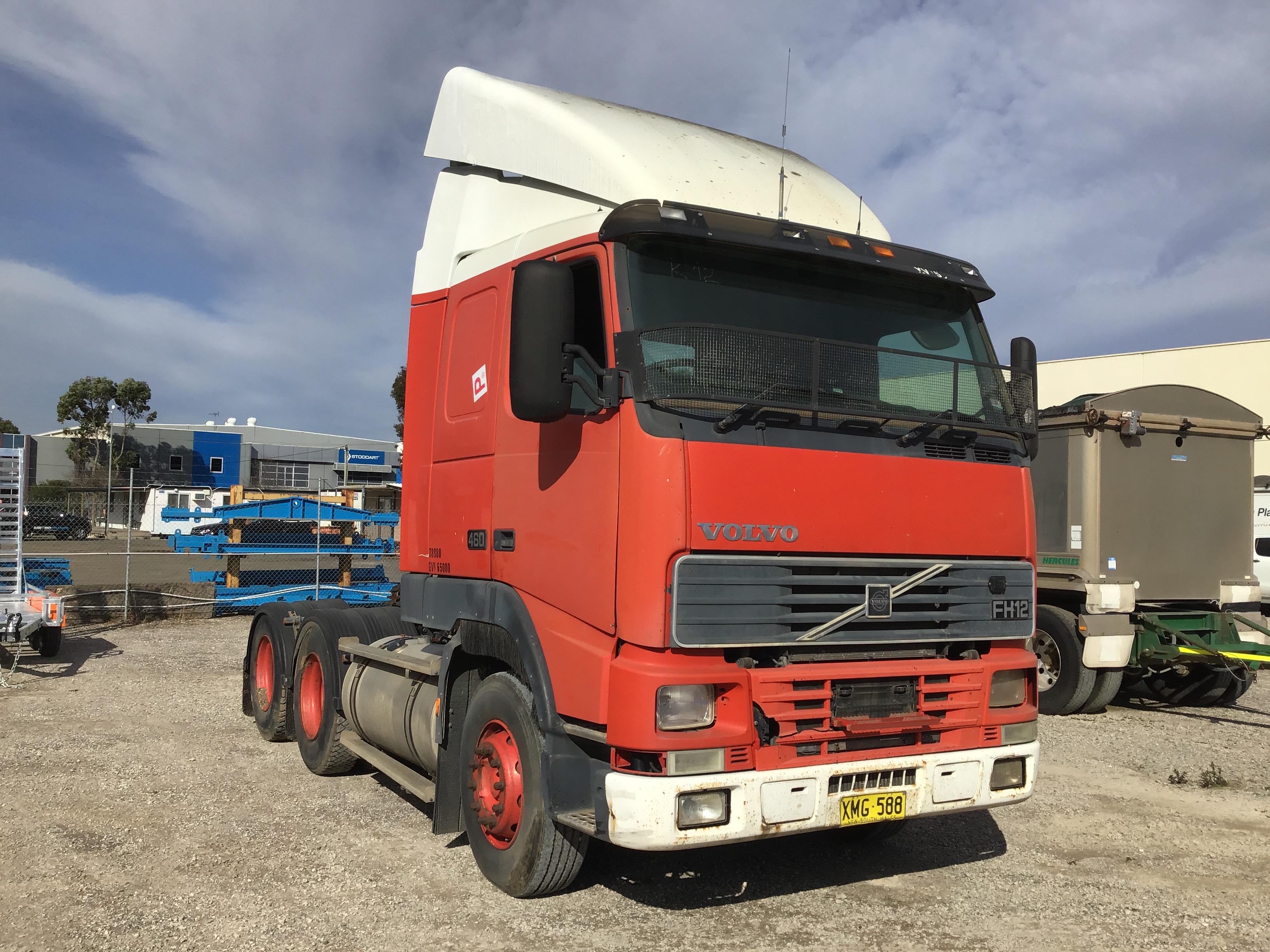 2001 Volvo FH12 6 x 4 Prime Mover Truck