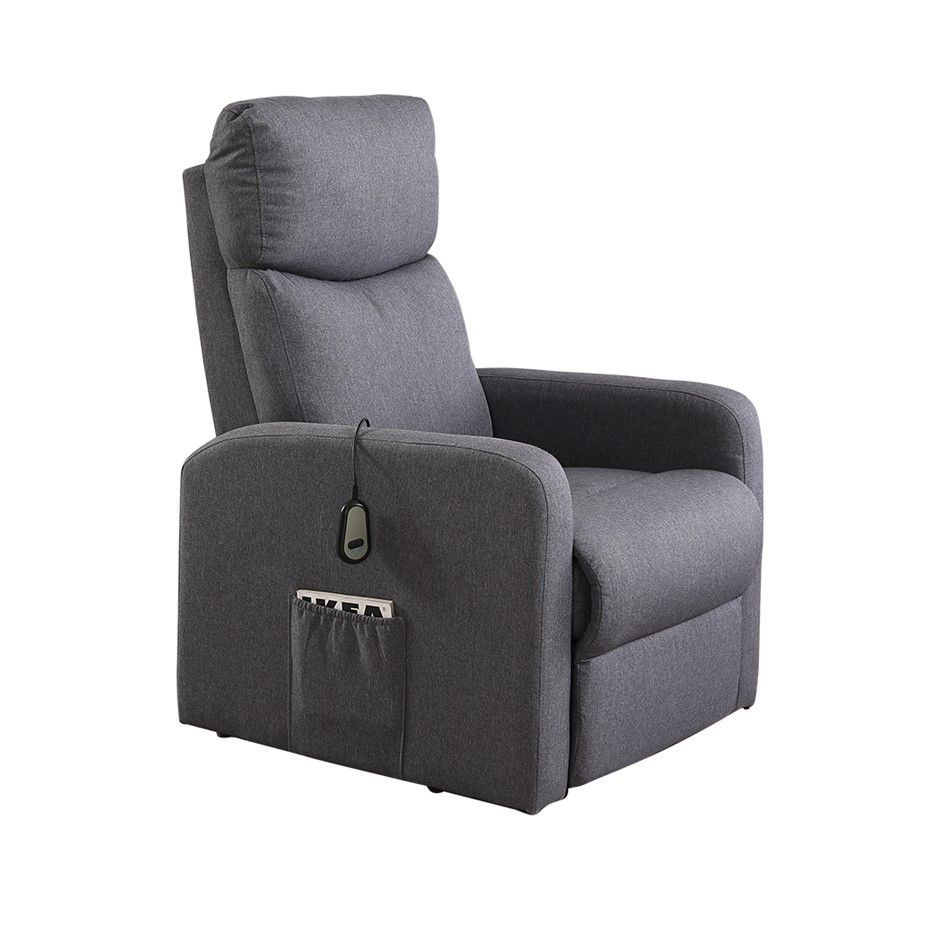 Levede Electric Massage Chair Heating Recliner Chairs Armchair Lift Lounge
