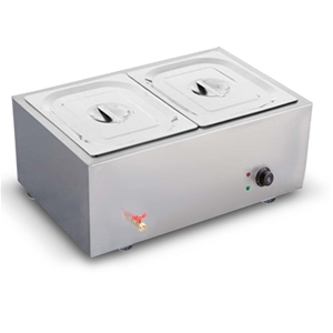 Stainless Steel Electric Bain Maire Food