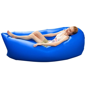 Fast Inflatable Sleeping Bag Lazy Air So