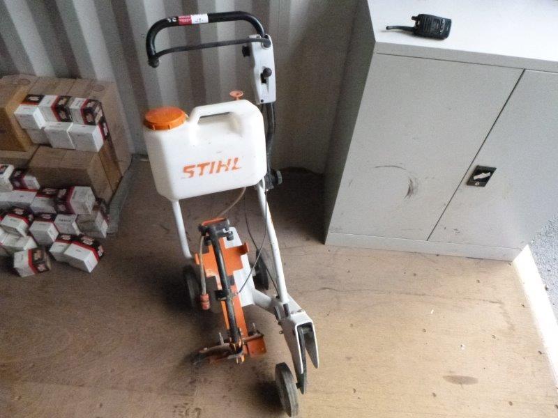 Stihl Concrete Saw Trolley