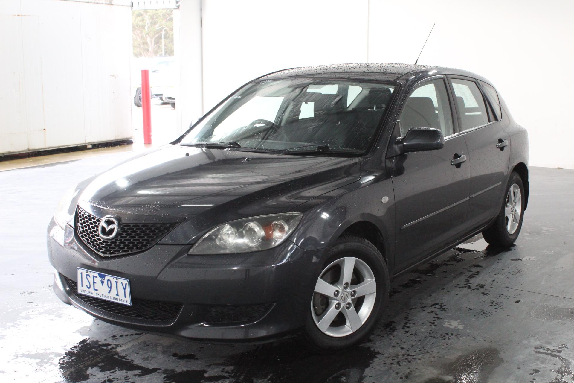 2005 Mazda 3 Maxx BK Automatic Hatchback