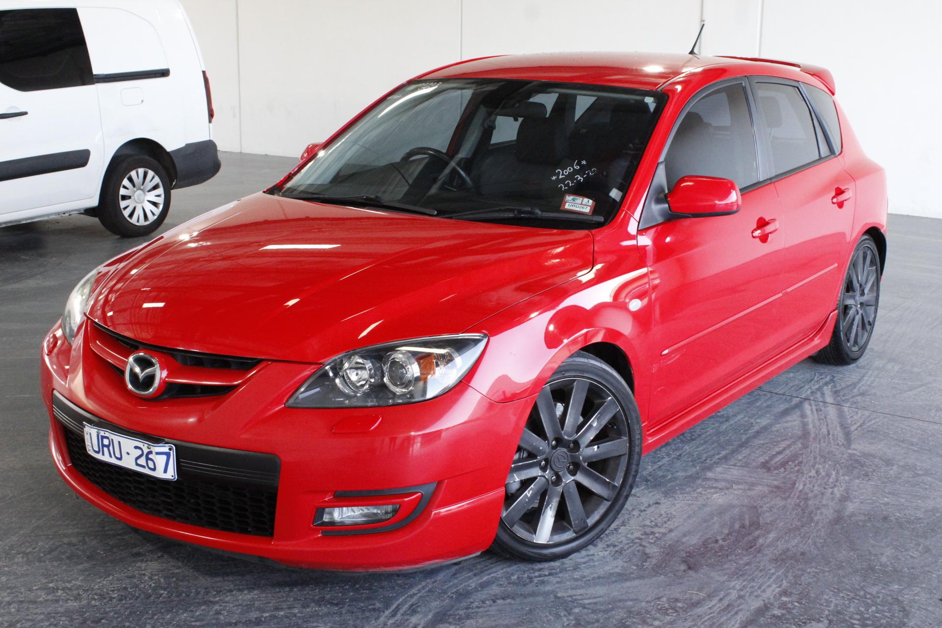 2006 Mazda 3 MPS Sports Pack BK Manual Hatchback