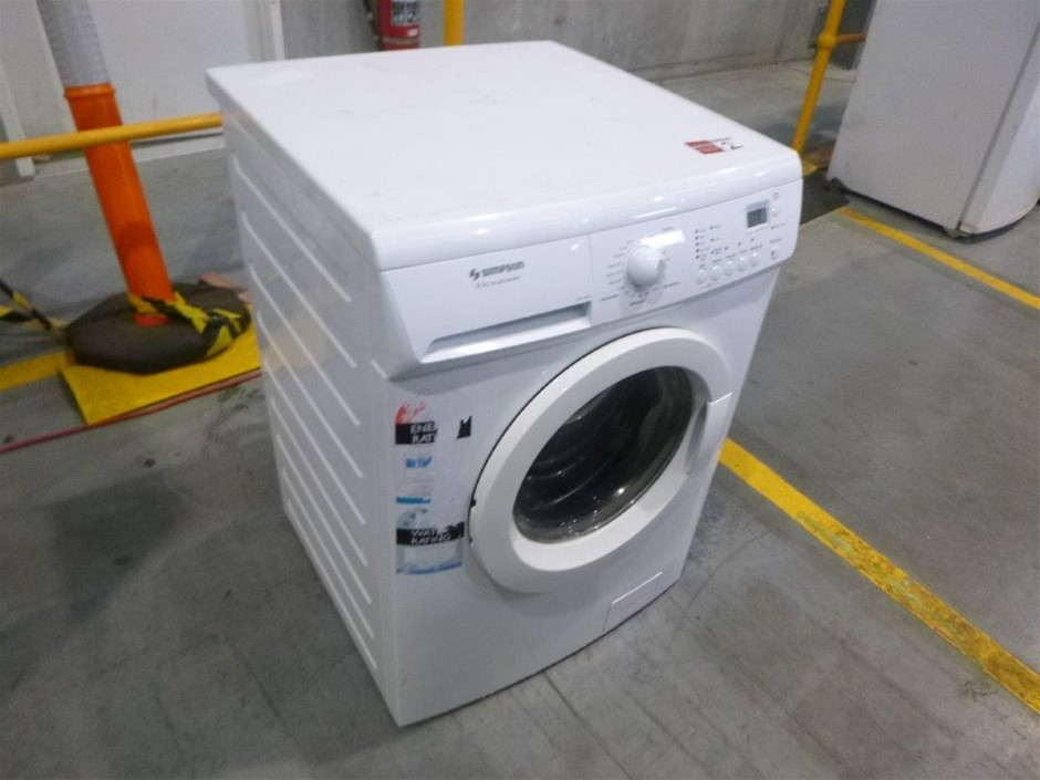 Simpson 8kg Front Load Washing Machine