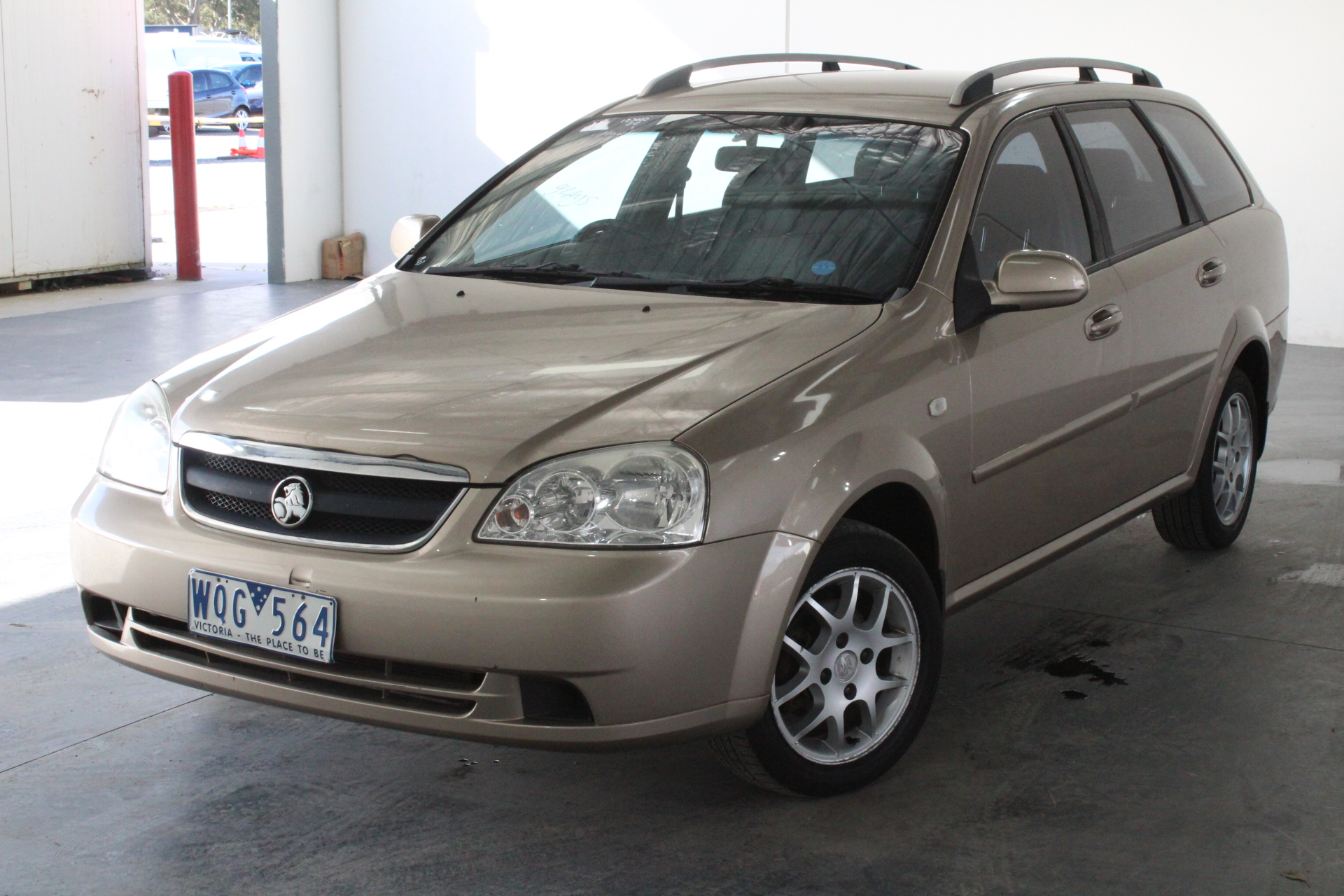 2008 Holden Viva JF Automatic Wagon