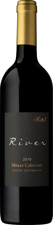 Morish River Shiraz Cabernet Sauvignon 2019 (6 x 750mL) SA