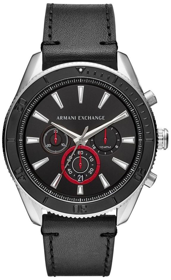 Sporty new Armani Exchange Chronograph Men's Watch