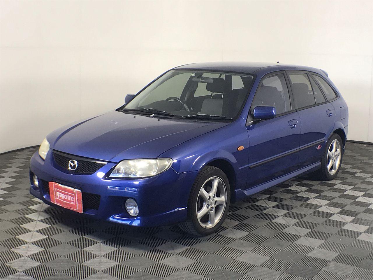 2001 Mazda 323 Astina SP20 BJ Automatic Hatchback