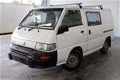 Unreserved 2004 Mitsubishi Express SWB SJ Manual Van