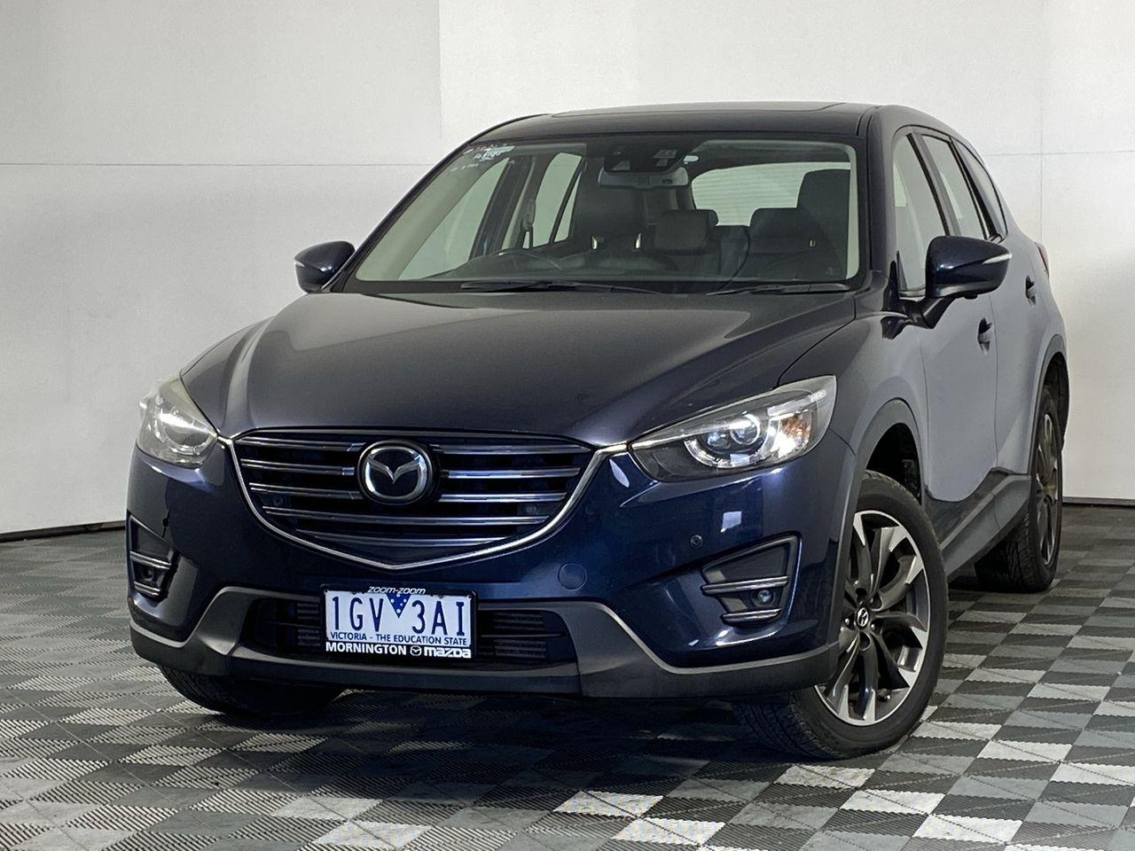 2016 Mazda CX-5 Akera Turbo Diesel Automatic Wagon