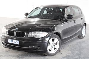 2011 BMW 1 18i E87 Automatic Hatchback
