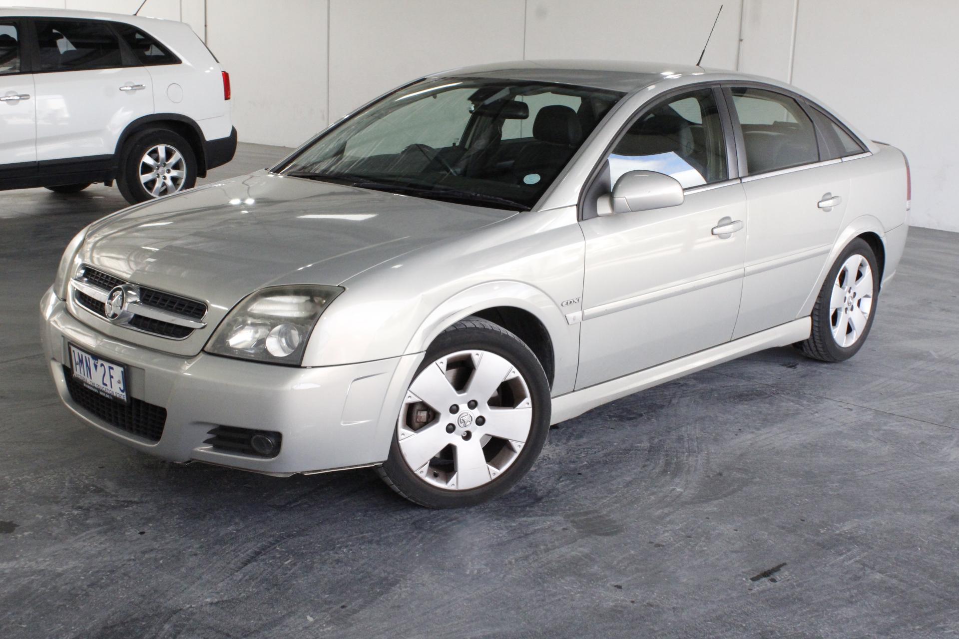 2005 Holden Vectra CDXi ZC Automatic Hatchback