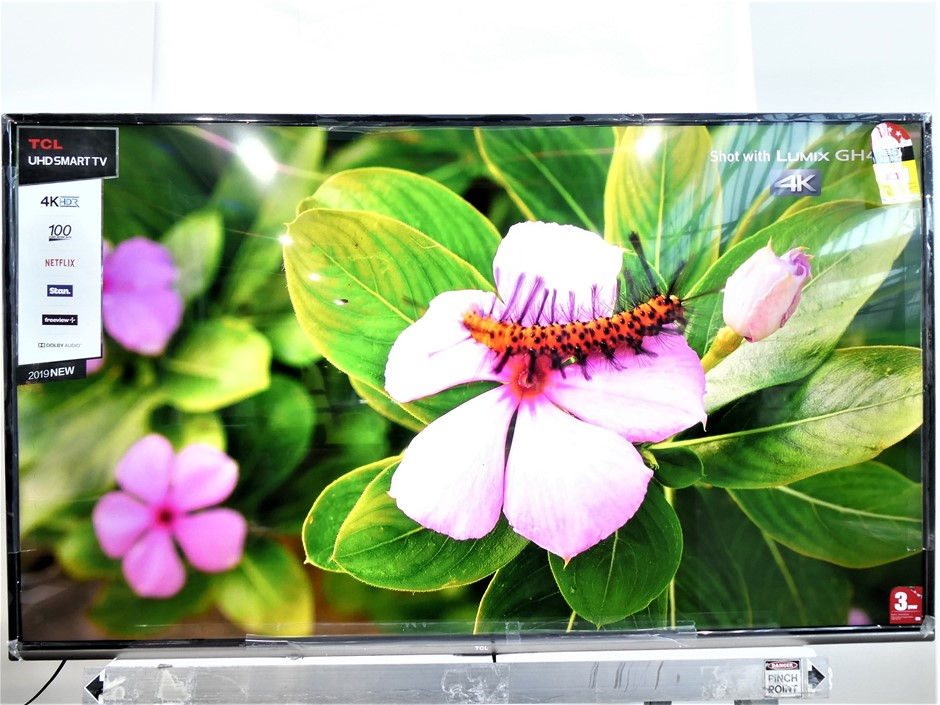"TCL 55"" 55E19US UHD SMART TV"