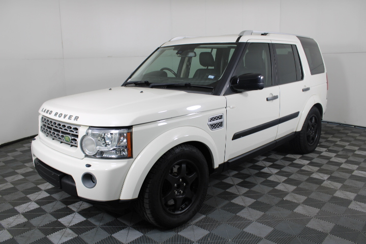 2010 Land Rover Discovery 4 3.0 SDV6 SE Series 4 T/Diesel Auto