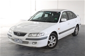 Unreserved 1999 Mazda 626 Classic GF Automatic