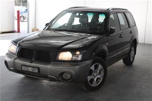 2004 Subaru Forester XS Automatic Wagon