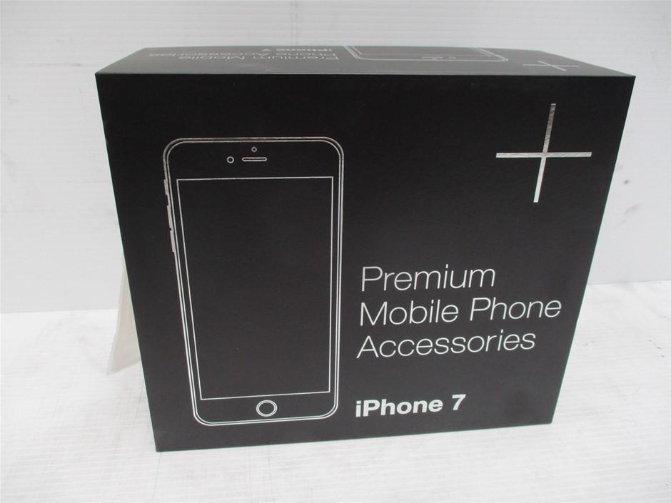 Premium iPhone 7 Accessory Pack