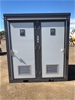 2020 Unused Double Toilet Block