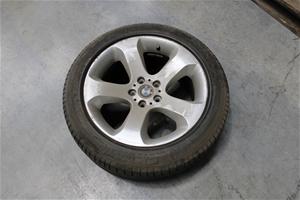 Set of 4 BMW Rims & Tyres
