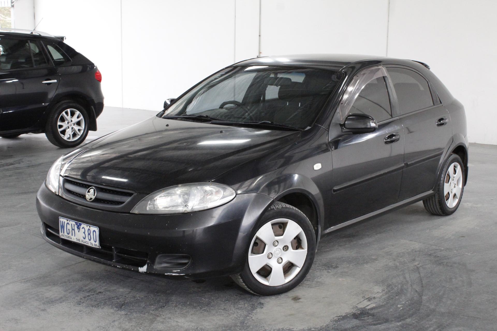 2007 Holden Viva JF Manual Hatchback