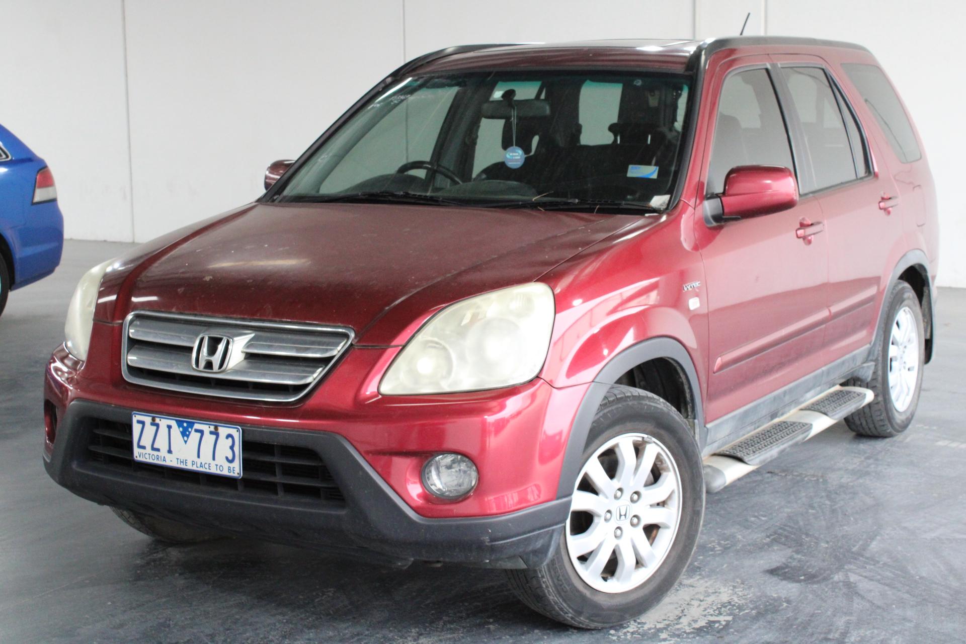 2004 Honda CR-V Sport RD Automatic Wagon
