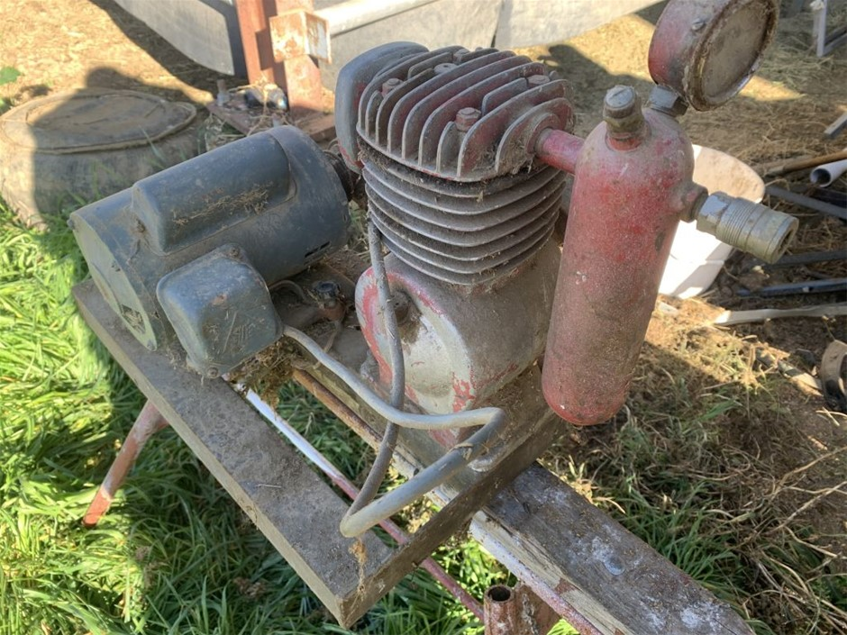 Air Compressor, 240v power