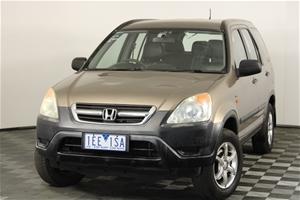 2003 Honda CR-V RD Automatic Wagon