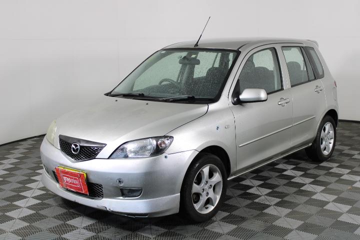 2004 Mazda 2 GENKI DY Automatic Hatchback