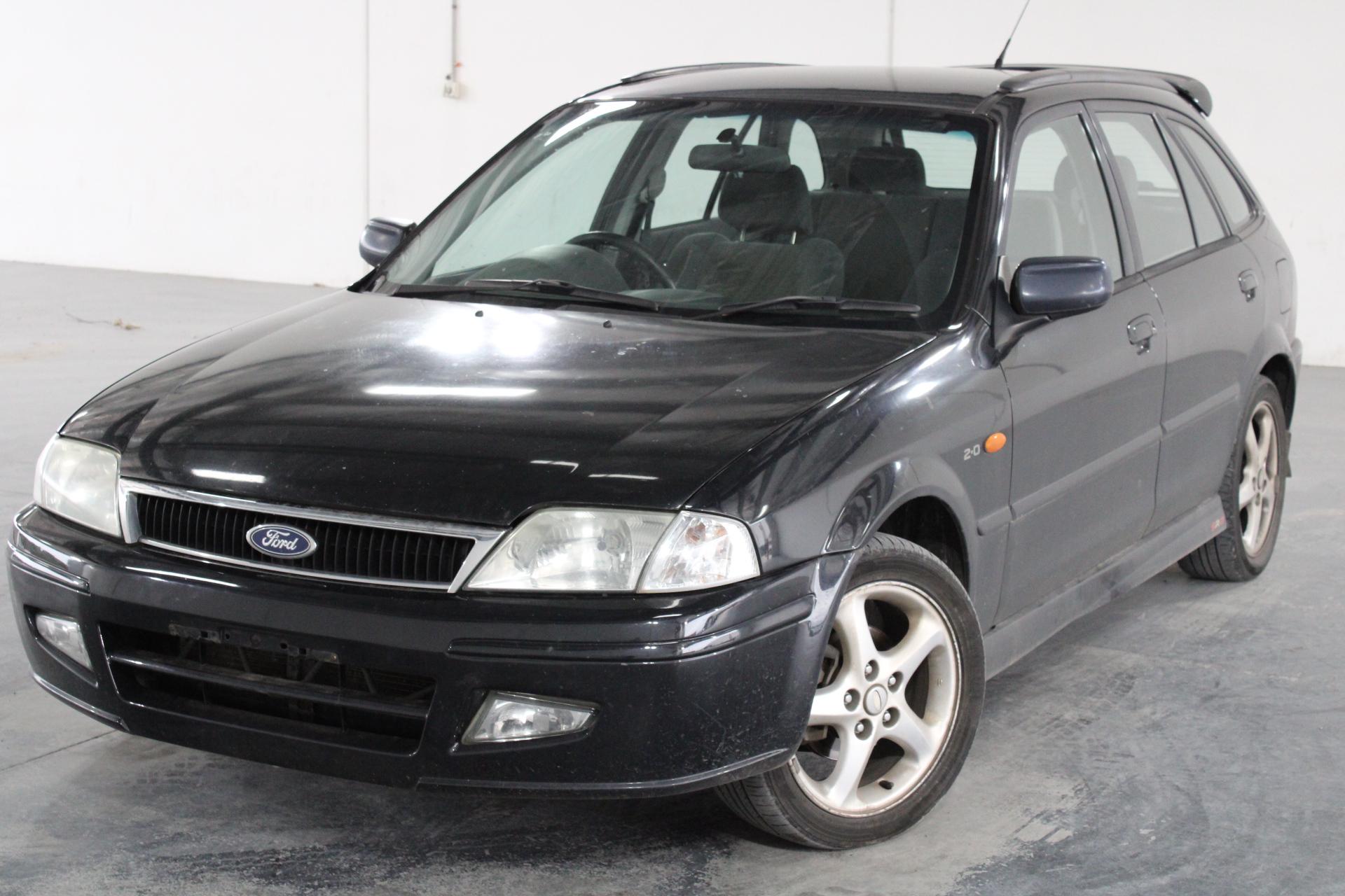 2001 Ford Laser SR2 KQ Automatic Hatchback