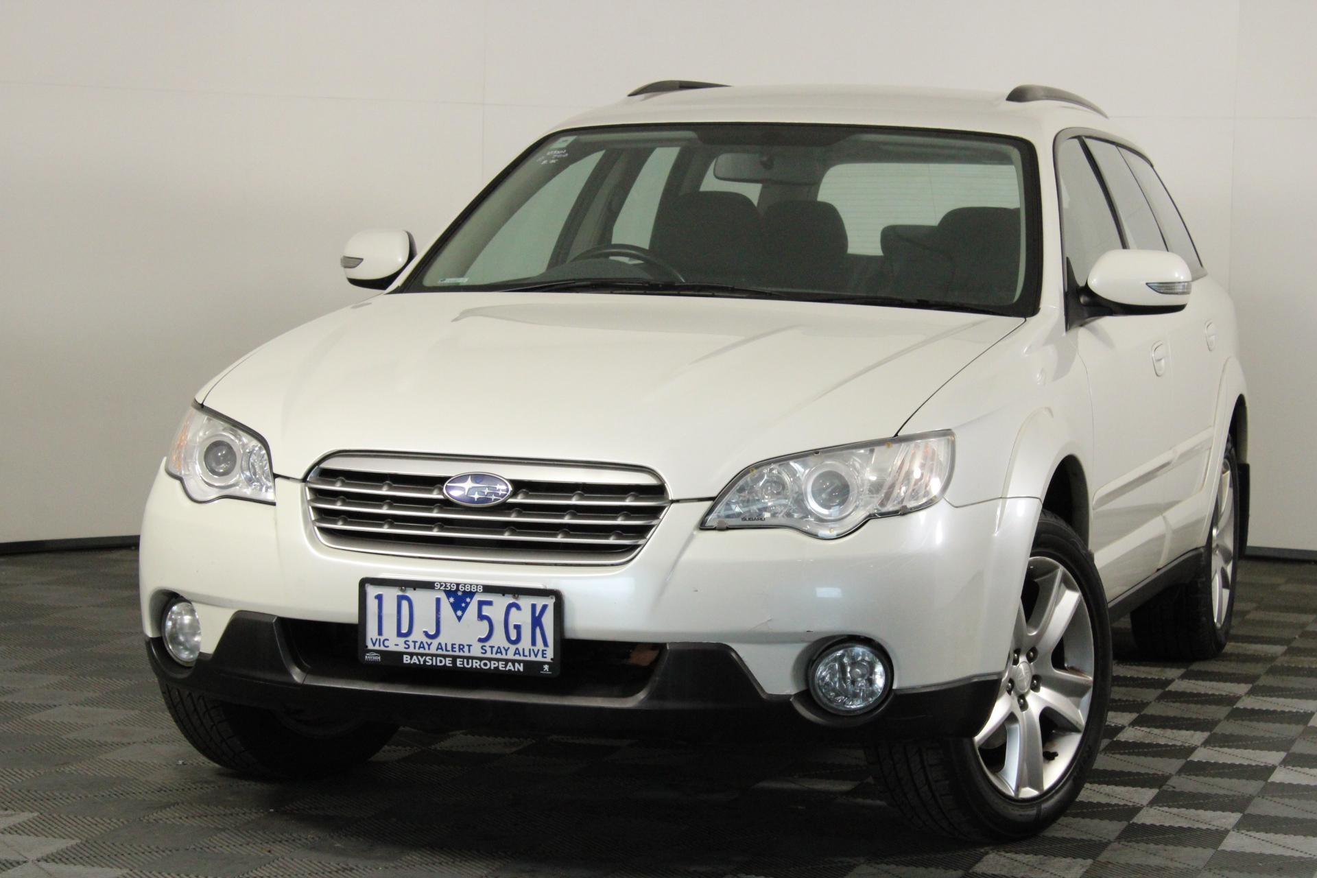 2007 Subaru Outback 2.5i B4A Automatic Wagon