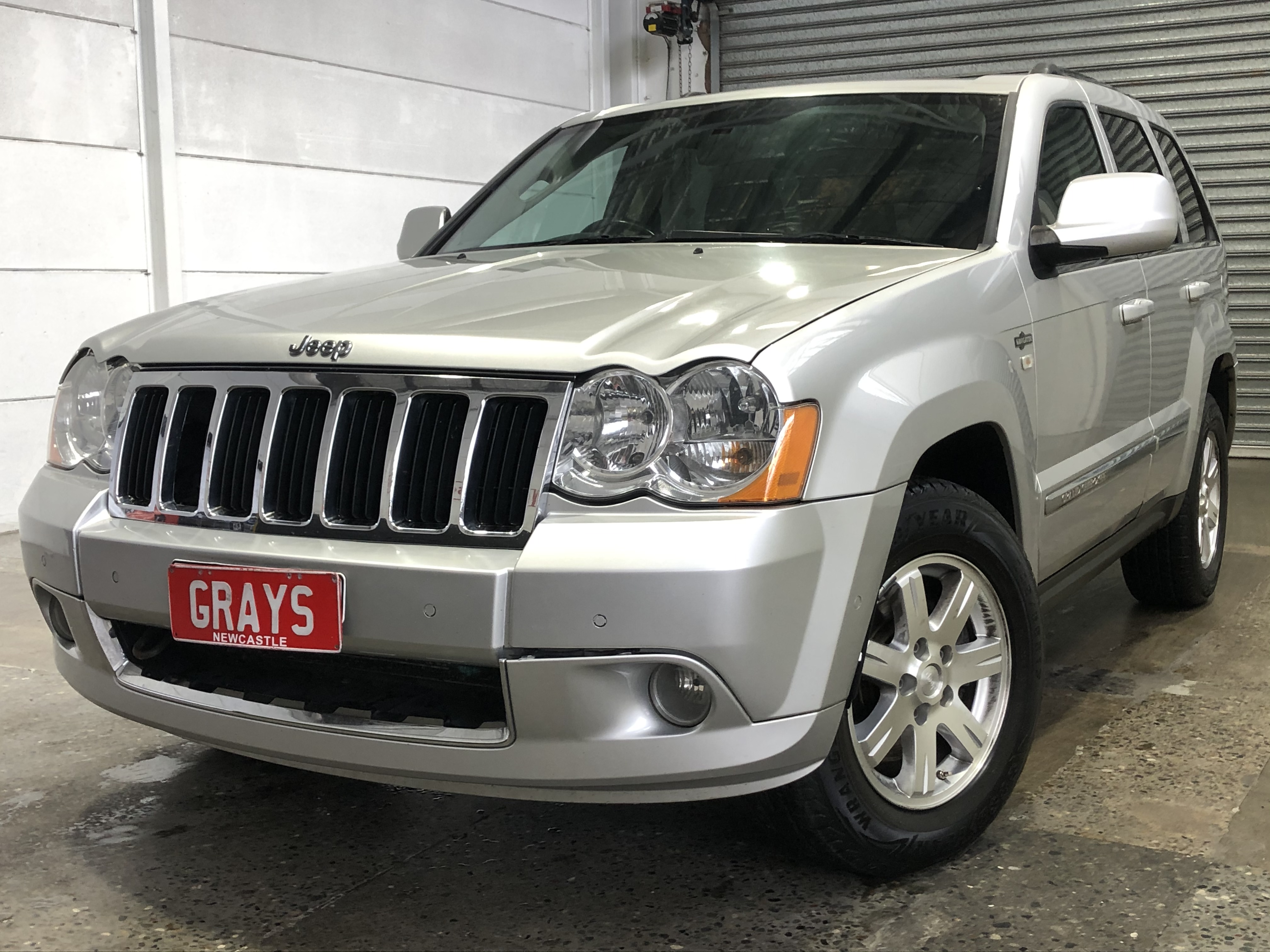 2009 Jeep Grand Cherokee Limited (4x4) WH Turbo Diesel Automatic Wagon