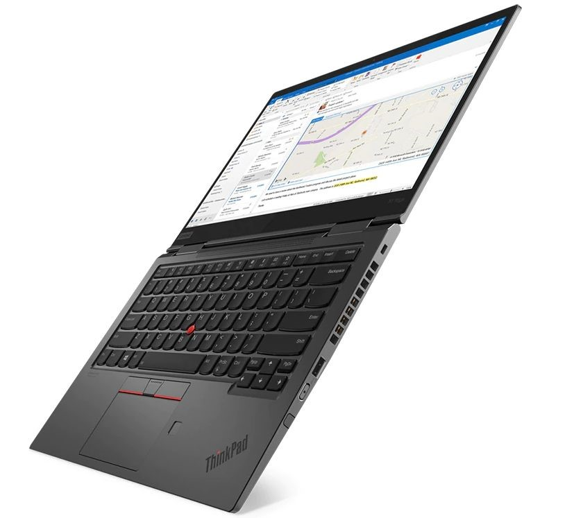 Lenovo ThinkPad X1 Yoga 4th Gen 14-inch Notebook, Grey
