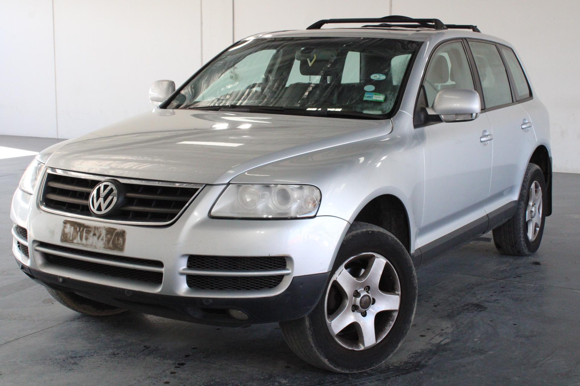 2005 Volkswagen Touareg R5 TDI 7L Turbo Diesel Automatic Wagon