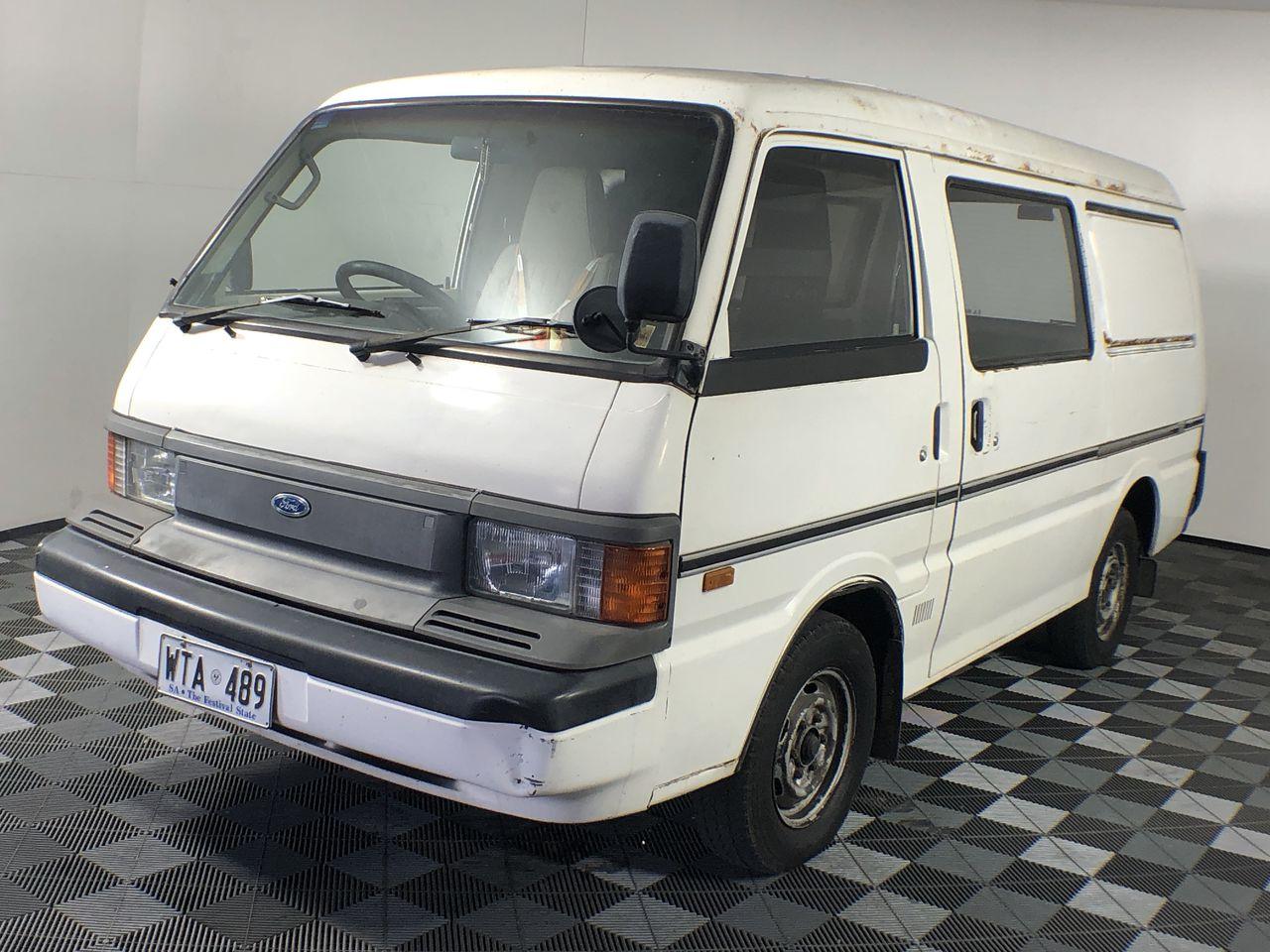 1996 Ford Econovan MAXI 4.4M STEEL Manual Van