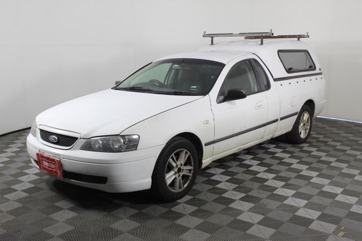 2003 Ford Falcon XL (LPG) BA Automatic Ute