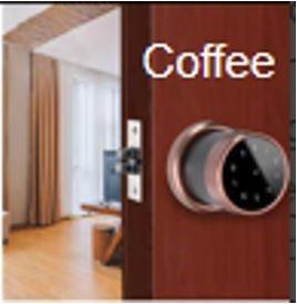 Smart Door Lock Coffee