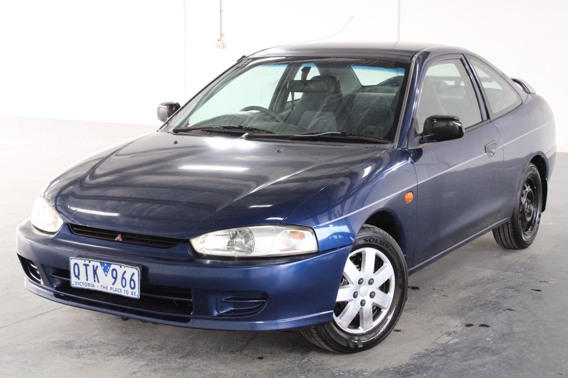2001 Mitsubishi Lancer GLI CE Automatic Coupe