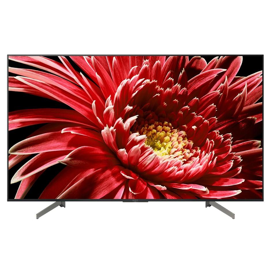 SONY BRAVIA 65 inch 4K HDR TRILUMINOS Display TV. Model 65X8500G. c/w Remot