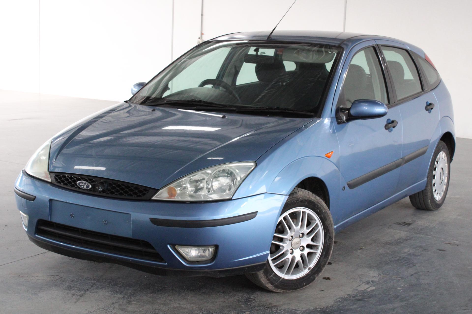 2003 Ford Focus CL LR Manual Hatchback