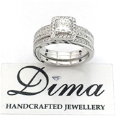 Dima Handcrafted Engagement Ring Collection