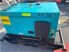 2010 Denyo DA6000SS Generator - Diesel - 6.0kva (Location: Perth North)