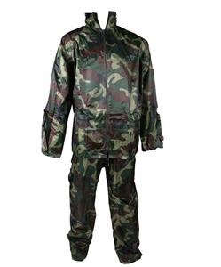 Military Style Rain Suit, Size 2XL, Jack