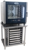 <Strong>UNOX ELECTRIC BAKER TOP 6 TRAY COMBI OVEN, QUALITY COMMERCIAL KITCH