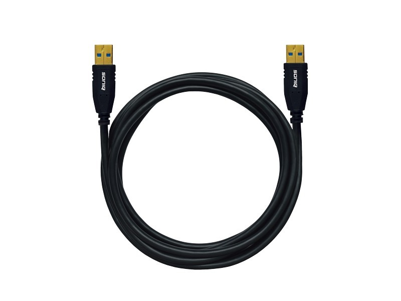 SONIQ USB 3.0 High Speed Cable Type A-A 1.5M
