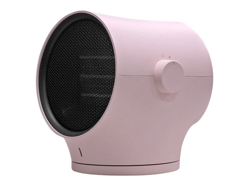 SONIQ 2-In-1 Ceramic Electric Heater & Air Cooler
