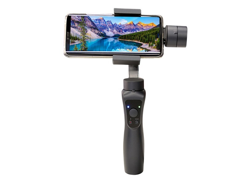 SONIQ S5 3 Axis Gimbal Stabilizers f or Smartphone (App Operation) (S5)